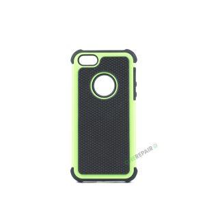 Billig iPhone 5 5S SE Bagcover Haandvaerker cover Hardcase Boernecover Apple Cover A1453 A1457 A1518 A1528 A1530 A1533 A1428 A1429 A1442 A1723 A1662 A1724 Groen