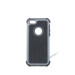 Billig iPhone 5 5S SE Bagcover Haandvaerker cover Hardcase Boernecover Apple Cover A1453 A1457 A1518 A1528 A1530 A1533 A1428 A1429 A1442 A1723 A1662 A1724 Graa