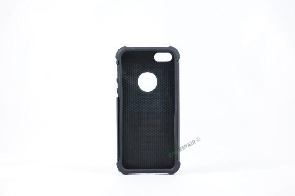 Billig iPhone 5 5S SE Bagcover Haandvaerker cover Hardcase Boernecover Apple Cover A1453 A1457 A1518 A1528 A1530 A1533 A1428 A1429 A1442 A1723 A1662 A1724 Sort