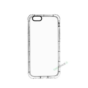 iPhone 6, 6S, A1549, A1586, A1589, A1633, A1688, A1700, A1691, Apple, Cover, Transparent, Gennemsigtig,