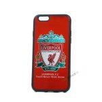 Liverpool Cover til iPhone 6 og 6s med rød baggrund