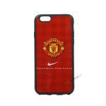 iPhone 6, 6S, A1549, A1586, A1589, A1633, A1688, A1700, A1691, Apple, Bagcover, Cover, Billig, Motiv, Fodbold, Klub, Manchester United, FC