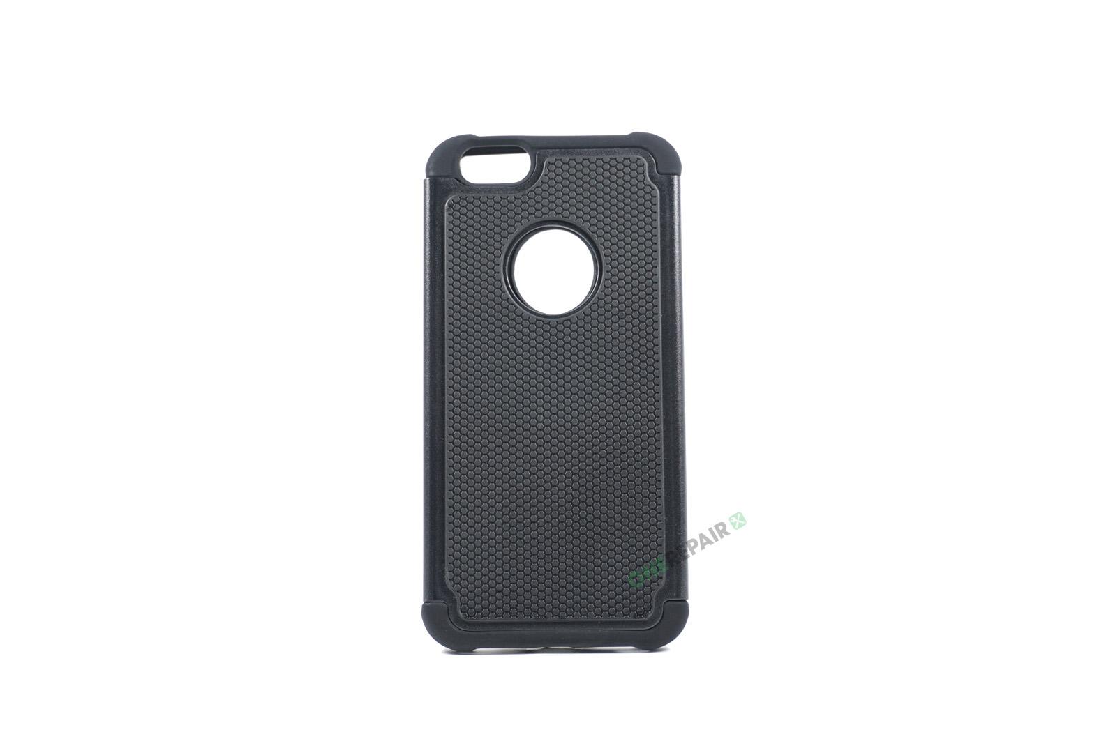 iPhone 6 plus, iPhone 6S plus, Cover, Håndværkercover, Børnecover, Sort