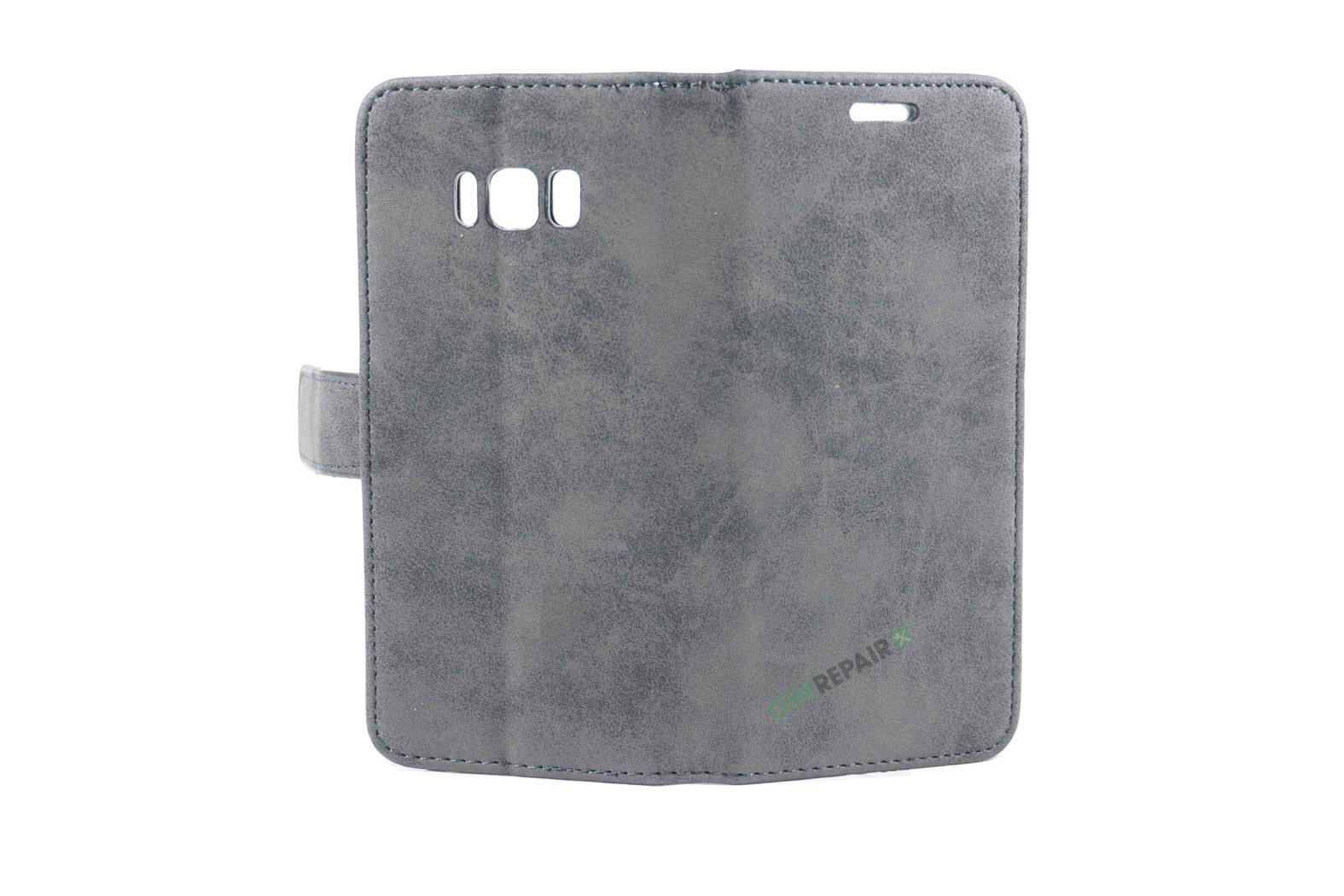 350700_Samsung_S8+_Flipcover_Rustik_Cover_Sort_OneRepair_00003