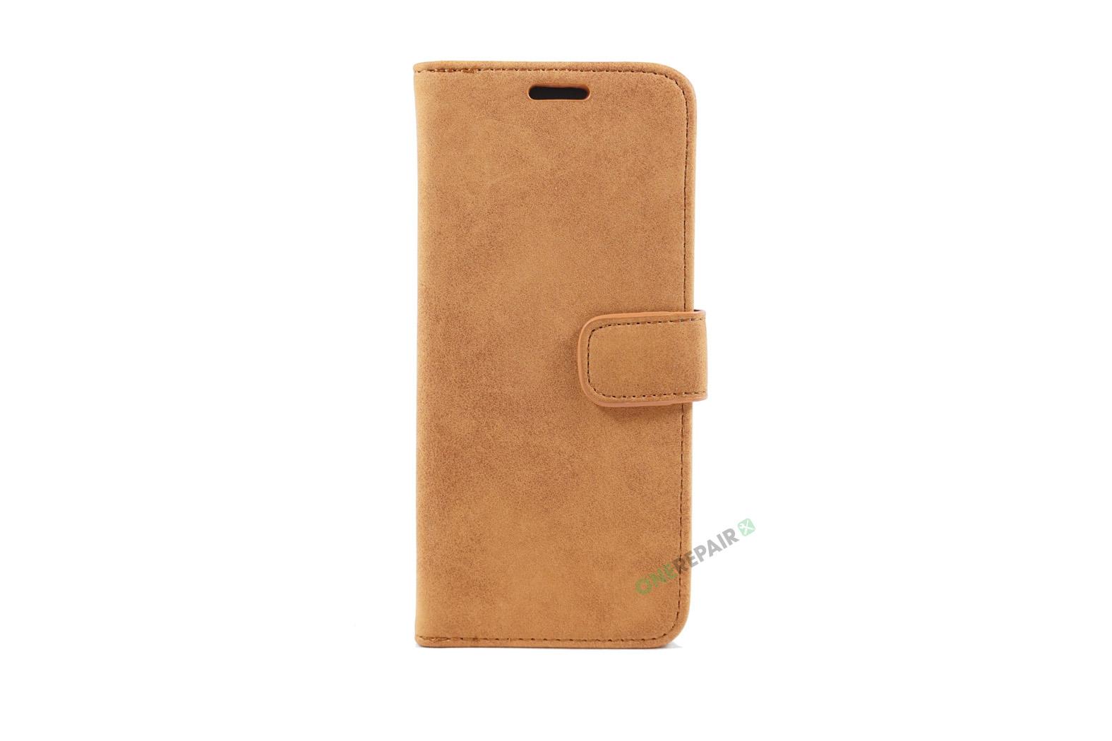 350701_Samsung_S8+_Flipcover_Rustik_Cover_Lys_Brun_OneRepair_00001