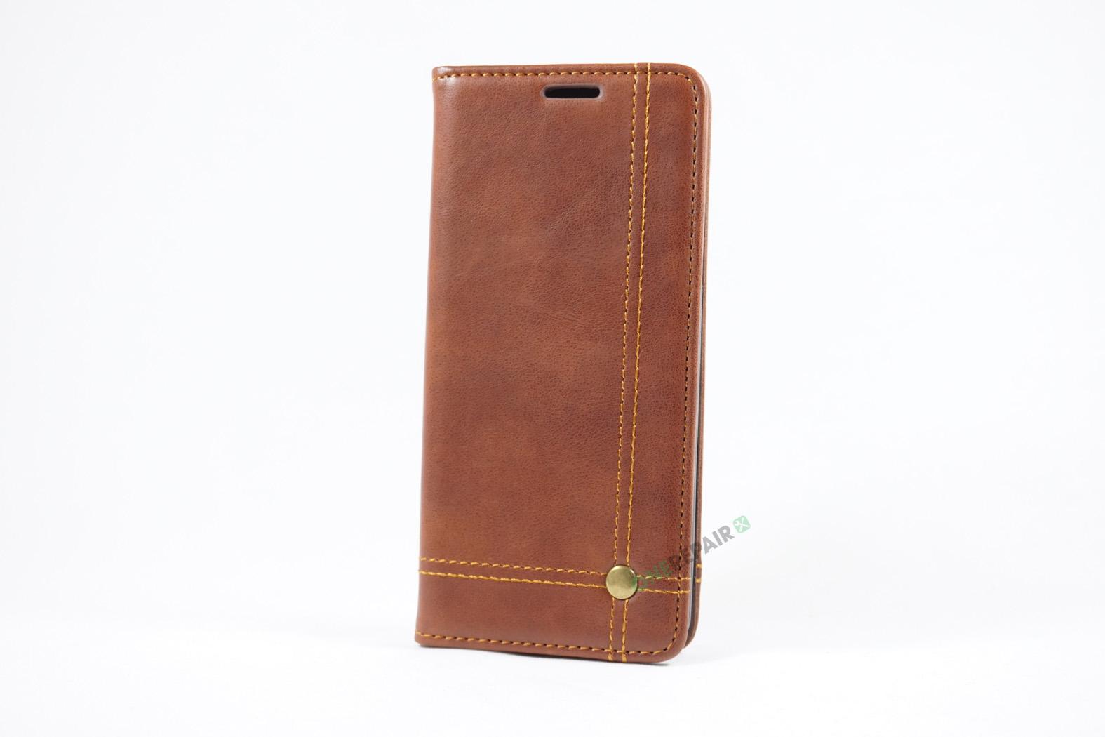 350707_Samsung_S8+_Flipcover_Gummikant_Cover_Brun_OneRepair_00005
