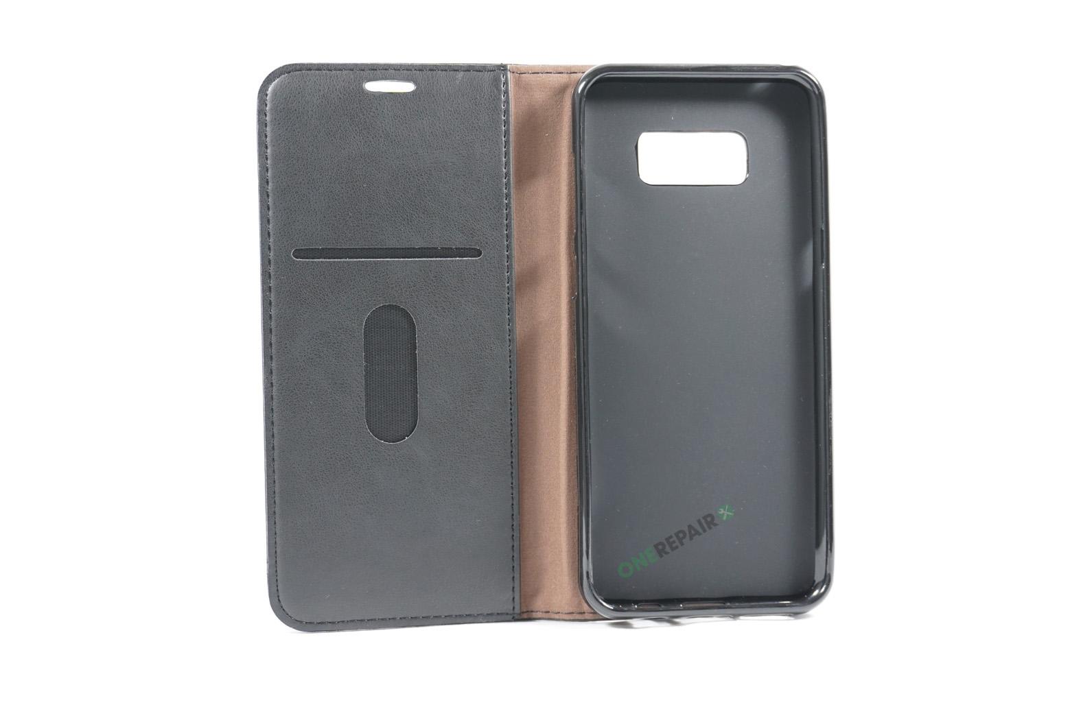 350708_Samsung_S8+_Flipcover_Gummikant_Cover_Sort_OneRepair_00002