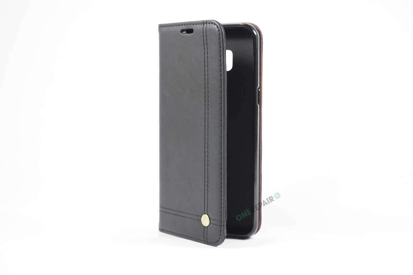 350708_Samsung_S8+_Flipcover_Gummikant_Cover_Sort_OneRepair_00004