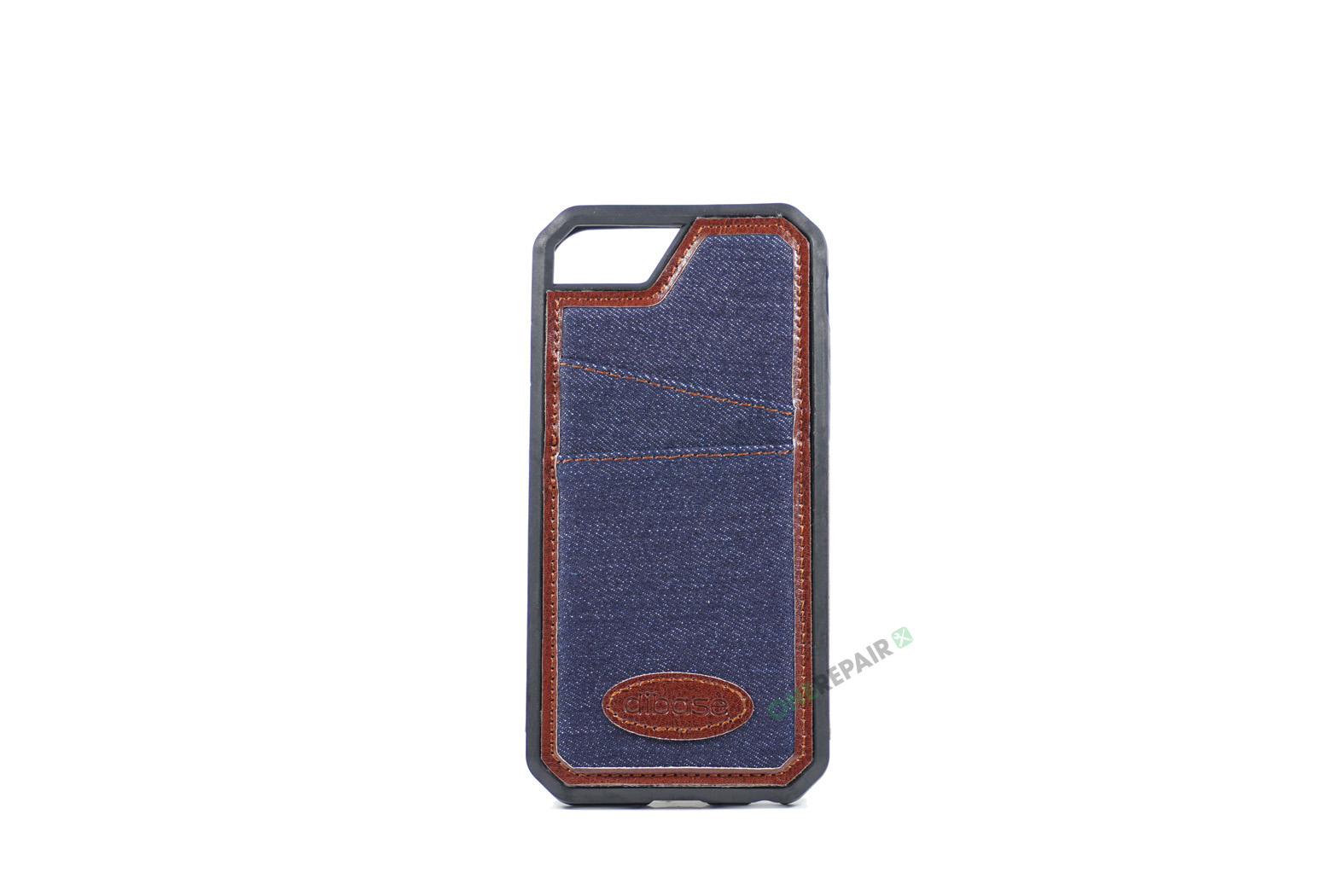 350741_iPhone_7_8_Laeder_Kortholder_Cover_Denim_Stof_OneRepair_WM_00001