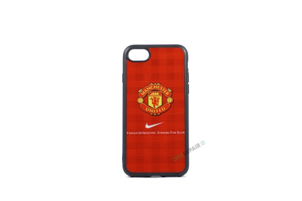Manchester United, fodbold cover, iPhone 7, iPhone 8, billig
