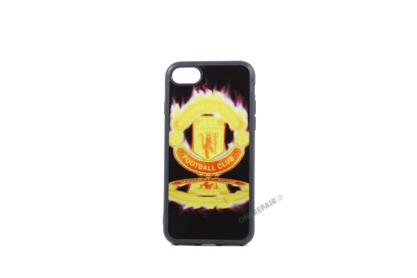 Manchester united, fodbold cover, iPhone 7, iPhone 8 cover