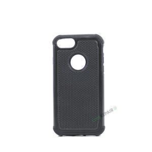 iPhone 7, iPhone 8, Håndværker cover, Børne cover, Sort, Hardcase