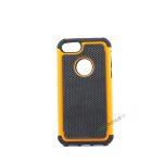iPhone 7, iPhone 8, Håndværker cover, Børne cover, Orange, Hardcase