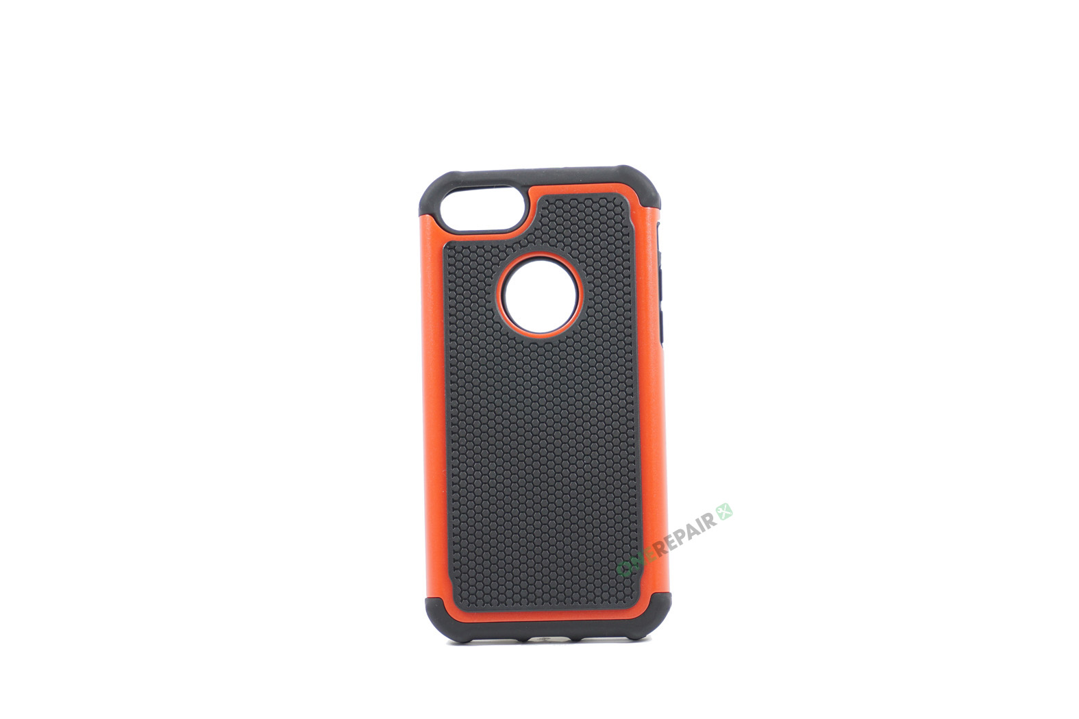 iPhone 7, iPhone 8, Håndværker cover, Børne cover, Rød, Hardcase