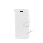 iPhone 7, iPhone 8, Flipcover, Plads til kort, Hvid