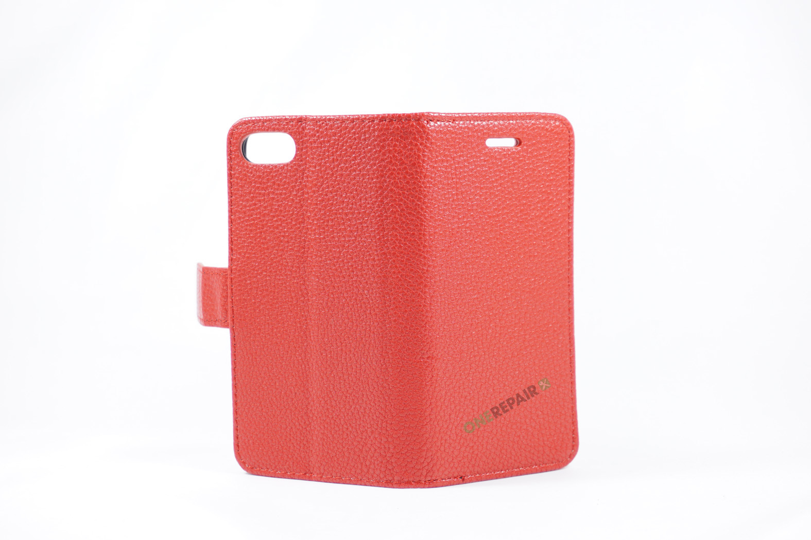 350822_iPhone_7_8_Flipcover_Bubble_Cover_Roed_OneRepair_WM_00002