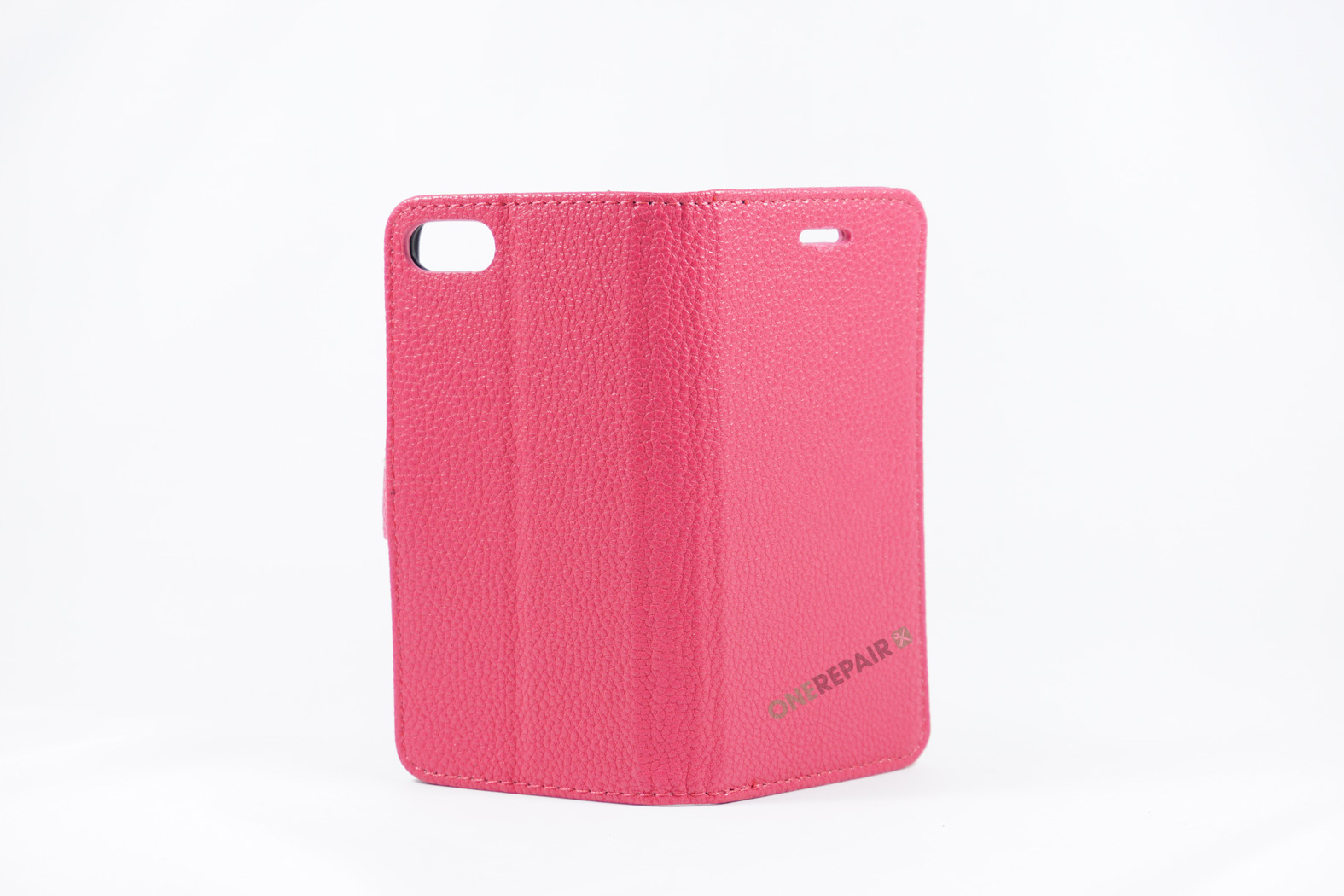 350829_iPhone_7_8_Flipcover_Bubble_Cover_Lyseroed_Pink_OneRepair_WM_00003