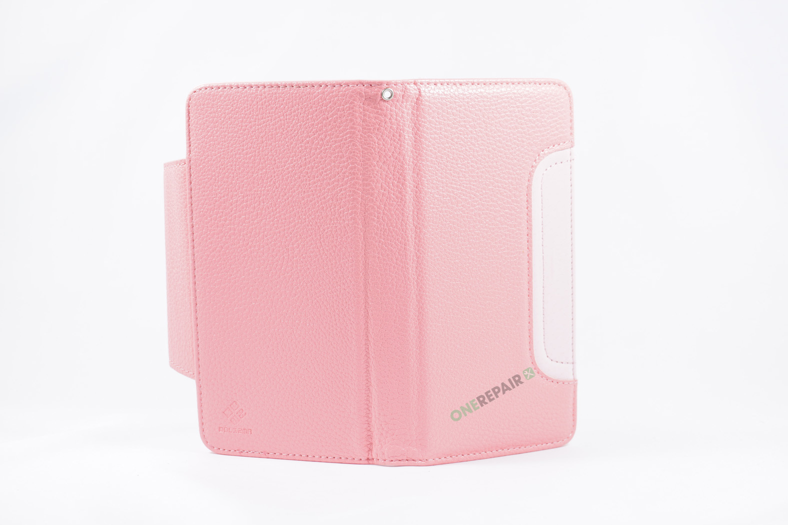 350852_iPhone_7+_8+_Plus_Flipcover_Magnet_Cover_Lyseroed_Pink_OneRepair_WM_00004