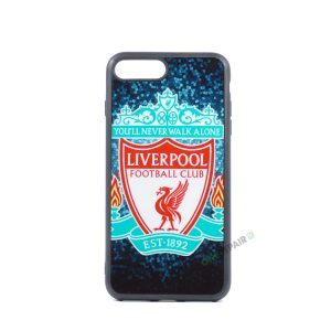 Liverpool FC, fodboldcover, billig, iphone 7+ 8+, 7 plus, 8 plus,