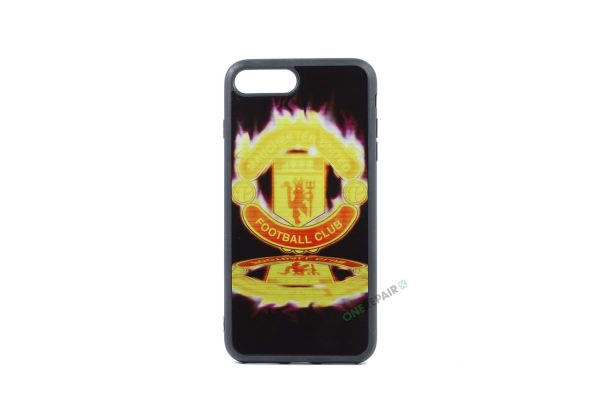 Manchester united, fodboldcover, iphone 7+ 8+, 7 plus, 8 plus