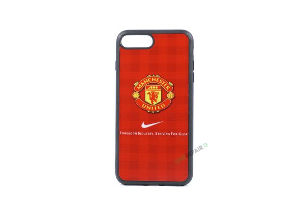 Manchester United cover, fodbold, iPhone 7+ 8+, 7 plus, 8 plus,