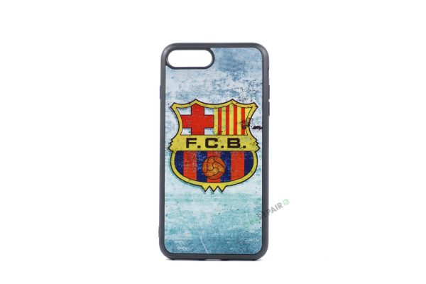 Barcelona FC, Fodbold cover iphone 7+ 8 +, 7 plus, 8 plus