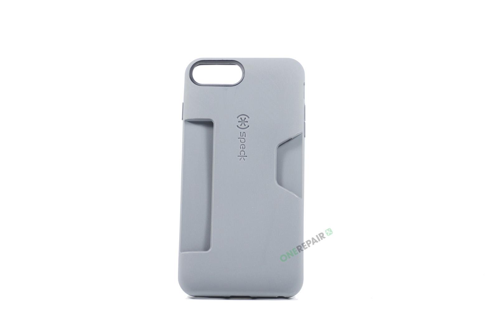 350863_iPhone_7+_8+_Plus_Speak_Gummicover_Korholder_Graa_Cover_OneRepair_WM_00001