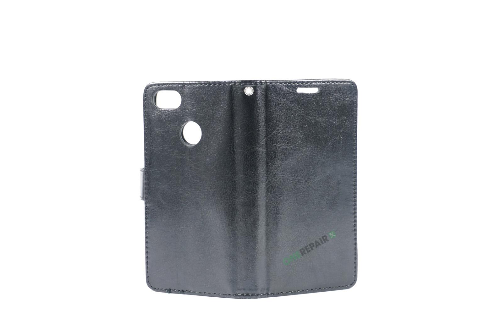 350939_Huawei_P_9_Lite_Mini_Flipcover_Classic_Sort_OneRepair_00003