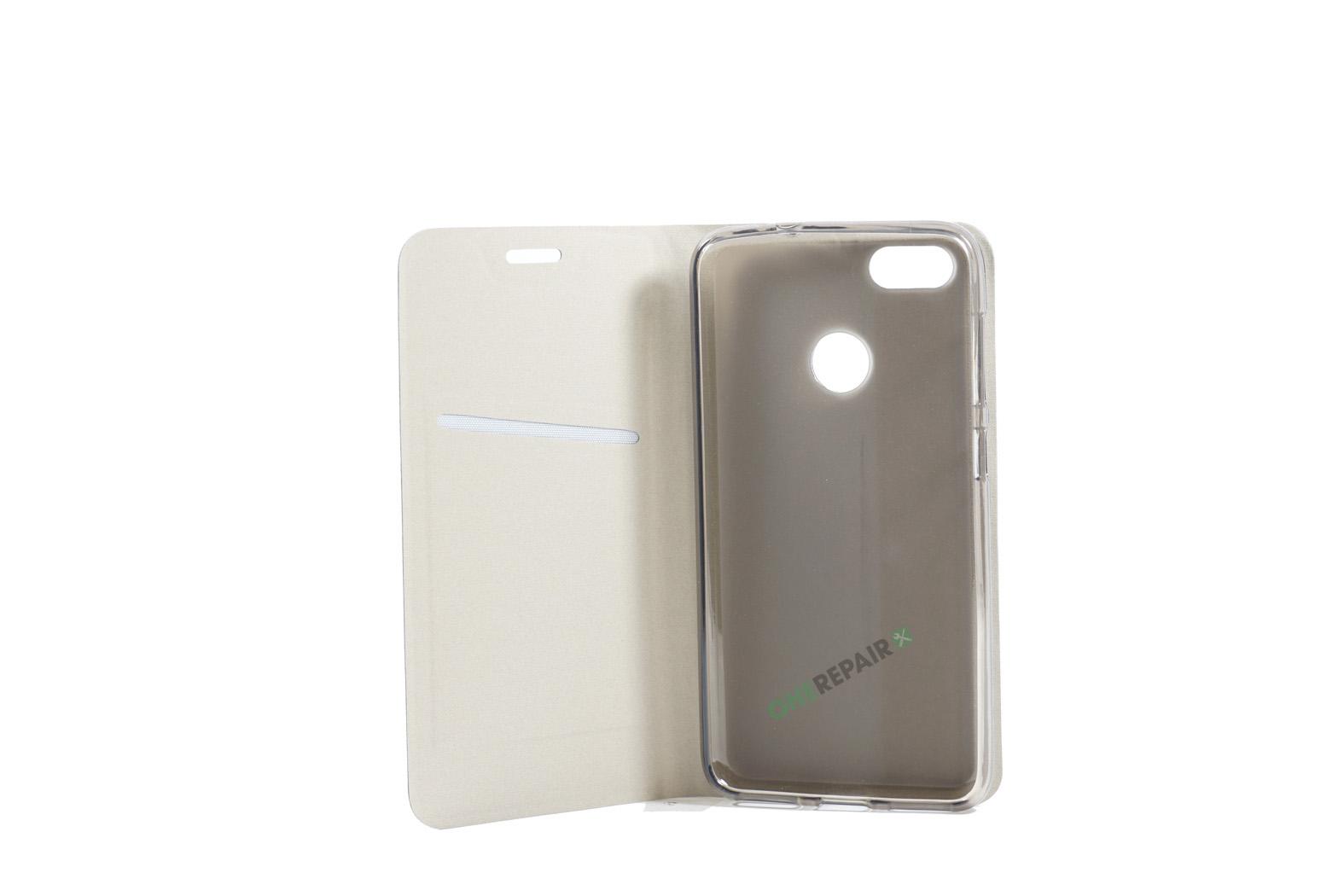 350942_Huawei_P_9_Lite_Mini_Flipcover_Thin_Hvid_OneRepair_00002