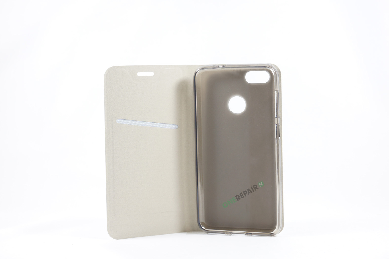 350944_Huawei_P_9_Lite_Mini_Flipcover_Thin_Hvid_OneRepair_00002
