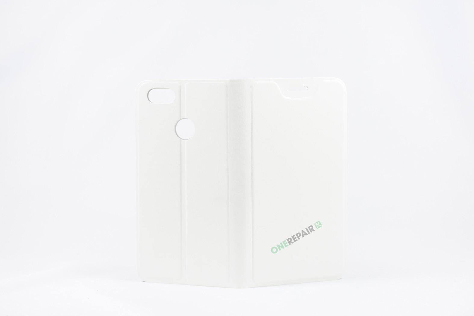 350944_Huawei_P_9_Lite_Mini_Flipcover_Thin_Hvid_OneRepair_00003