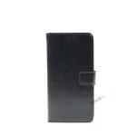 Huawei P8, Flipcover, cover, Plads til kort, Sort