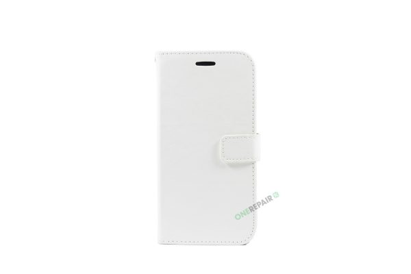Huawei Mate 10 Pro, Flipcover, cover, Plads til kort, Hvid