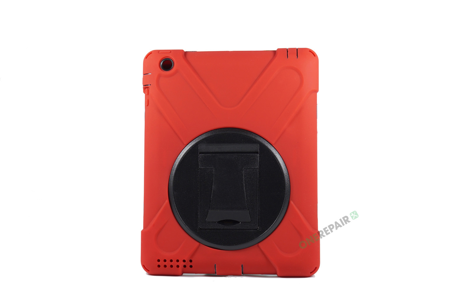 350984_iPad_2_3_4_A1395_A1396_A1430_A1403_1458_A1459_A1460_A1397_3-in-1_Bagcover_Cover_Børne_Skole_Hardcase_Roed_Billig_Godt_Beskyttelse_OneRepair_WM_00001