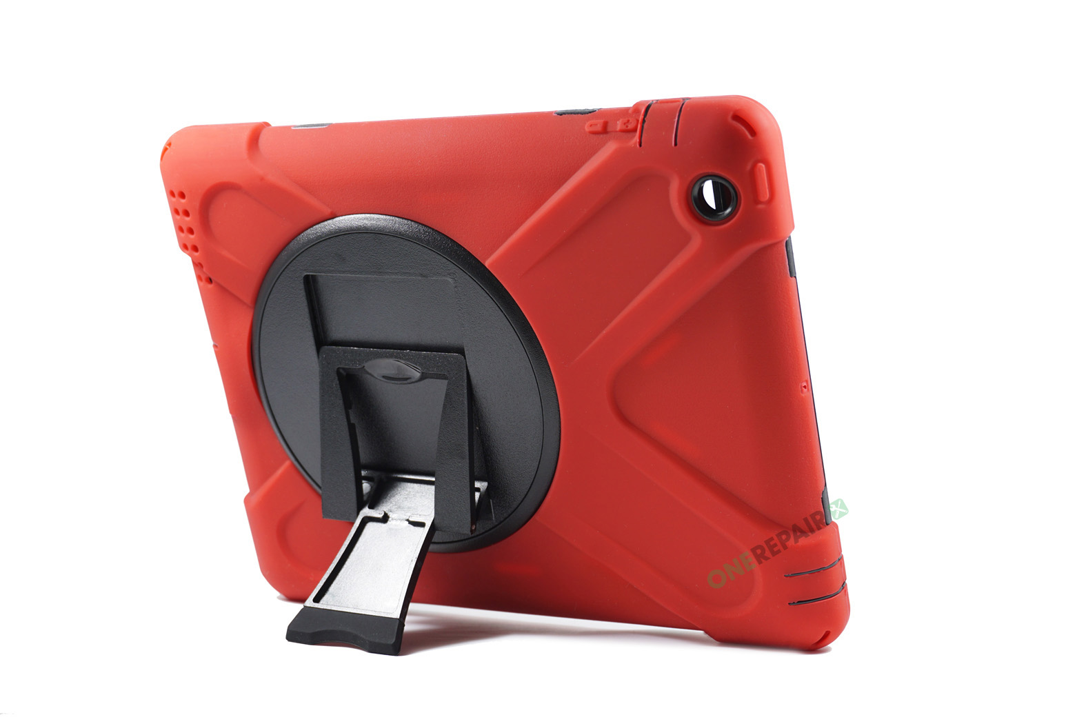 350984_iPad_2_3_4_A1395_A1396_A1430_A1403_1458_A1459_A1460_A1397_3-in-1_Bagcover_Cover_Børne_Skole_Hardcase_Roed_Billig_Godt_Beskyttelse_OneRepair_WM_00004
