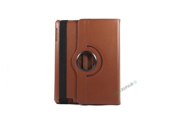 iPad 2, ipad 3, ipad 4, Brun cover, 360 grader,