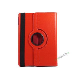 iPad Air, Air 2, Rød cover, 360 grader,