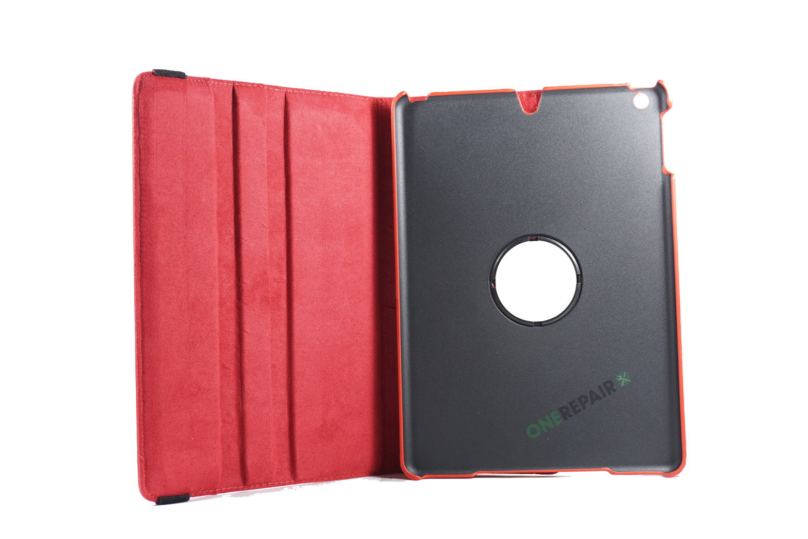 351016_iPad_Air_A1474_A1475_A1476_Flipcover_Cover_Roed_OneRepair_00003