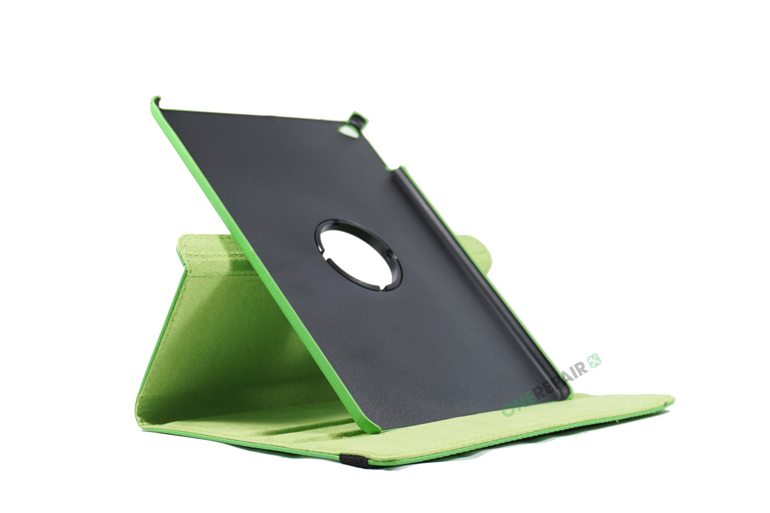 351018_iPad_Air_A1474_A1475_A1476_Flipcover_Cover_Groen_OneRepair_00005