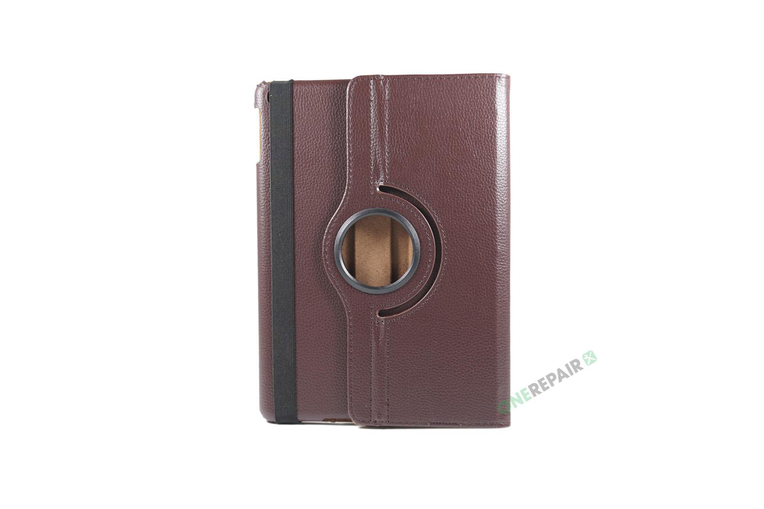 iPad Air, Air 2, Brun cover, 360 grader,