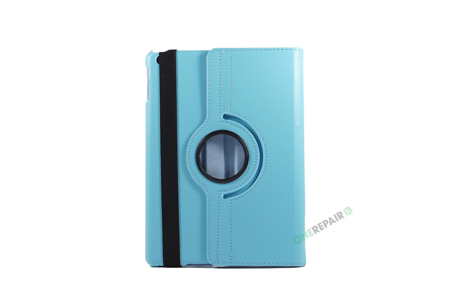 iPad Air, Air 2, Blå cover, 360 grader,