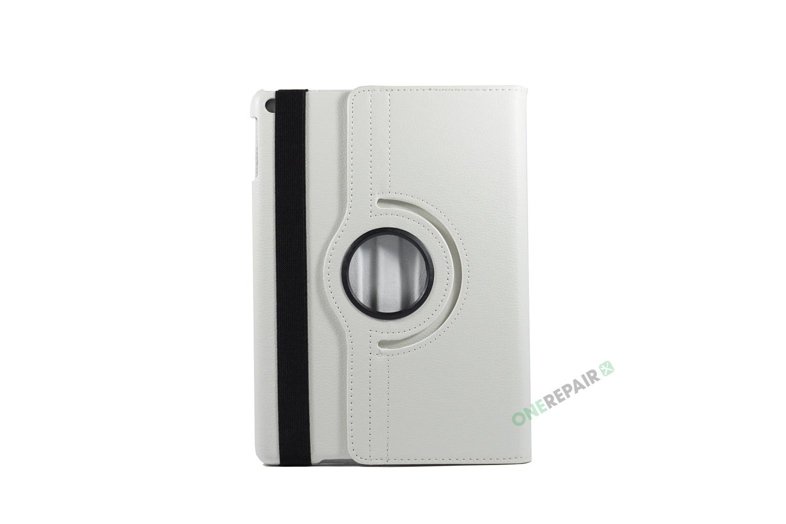 iPad Air, Air 2, Hvid cover, 360 grader,