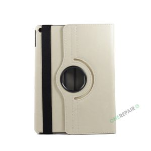 iPad Air, Air 2, Beige cover, 360 grader,