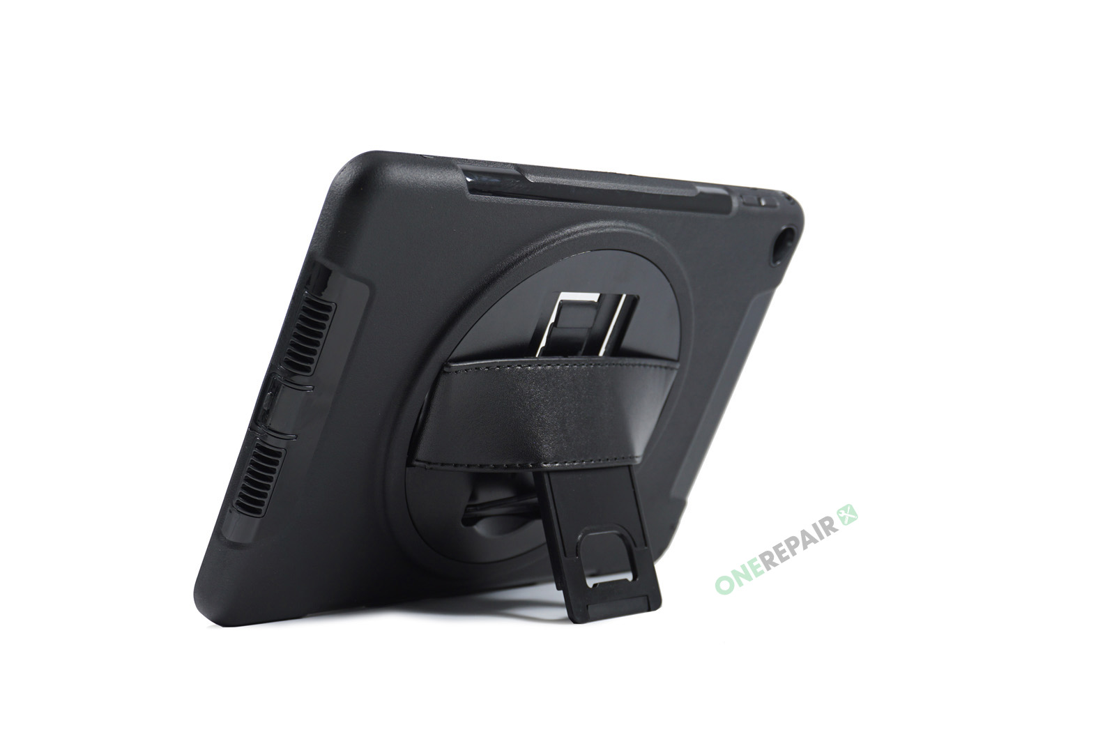 351067_351841_iPad_Air2_2_A1566_A1567_3-in-1_Thin_Boernecover_Børne_Hardcase_Cover_Sort_OneRepair_00005