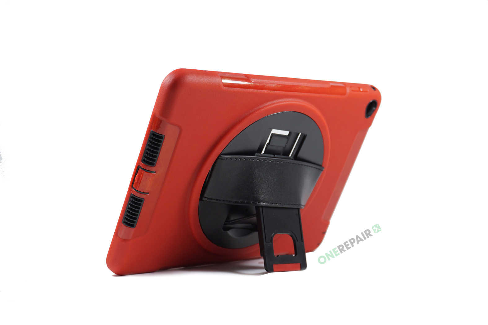 351068_351841_iPad_Air2_2_A1566_A1567_3-in-1_Thin_Boernecover_Børne_Hardcase_Cover_Roed_OneRepair_00005