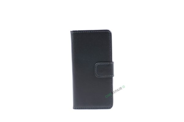Samsung, A3 2016, Flipcover, Mobilcover, Mobil cover, billig, Sort