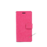 Samsung, A3 2017, Flipcover, Mobilcover, Mobil cover, billig, pink, lyserød, lyseroed