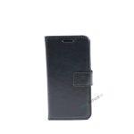 Samsung, A3 2015, Flipcover, Mobilcover, Mobil cover, billig, Sort