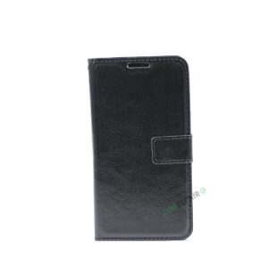 Samsung, A5 2015, Flipcover, Mobilcover, Mobil cover, billig, Sort