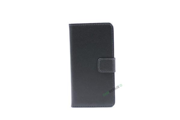 Samsung, A5 2016, Flipcover, Mobilcover, Mobil cover, billig, Sort